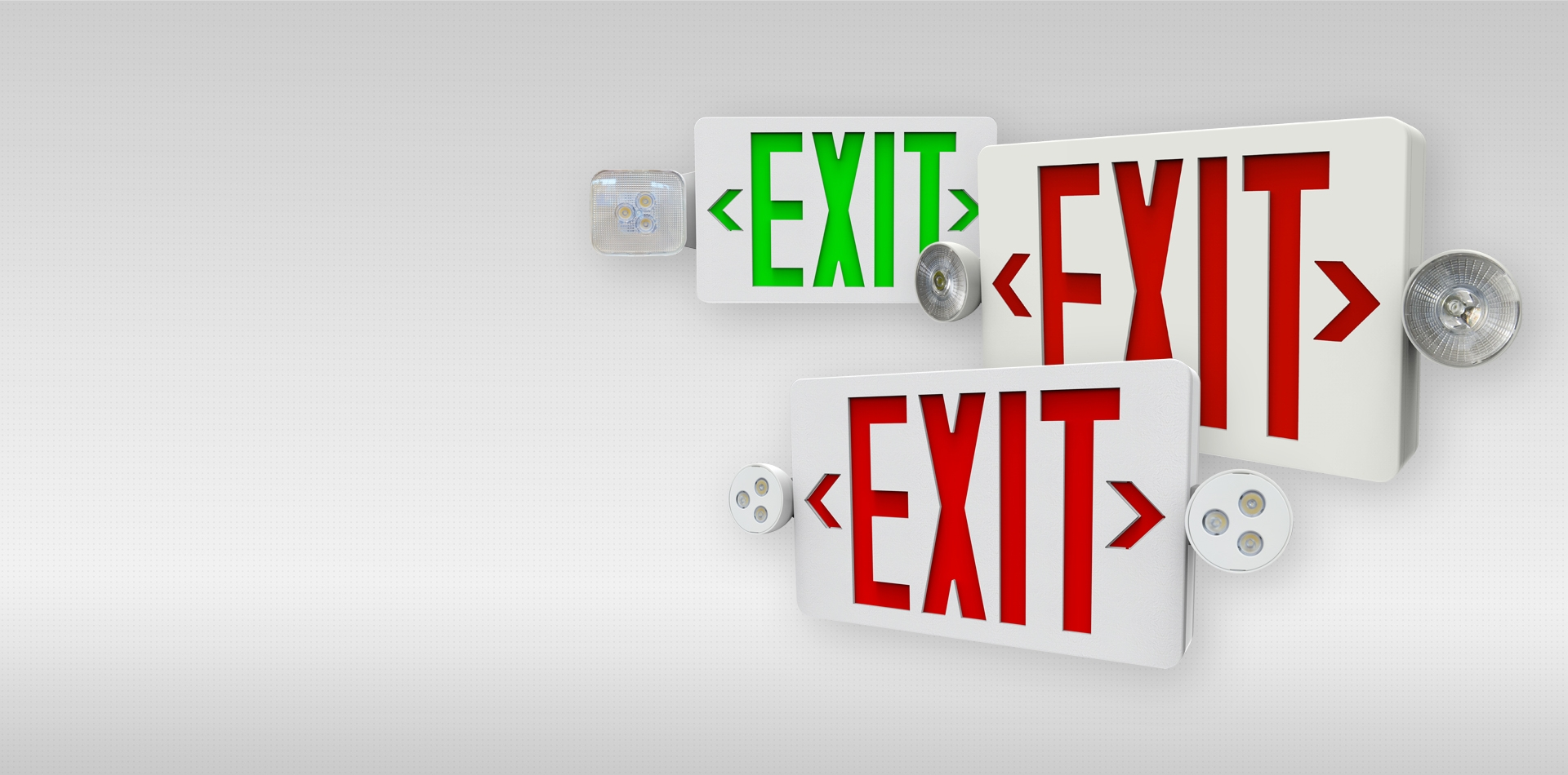 LED Exit Sign