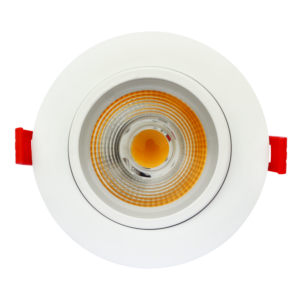 4 IN LED Gimbal Recessed Light
