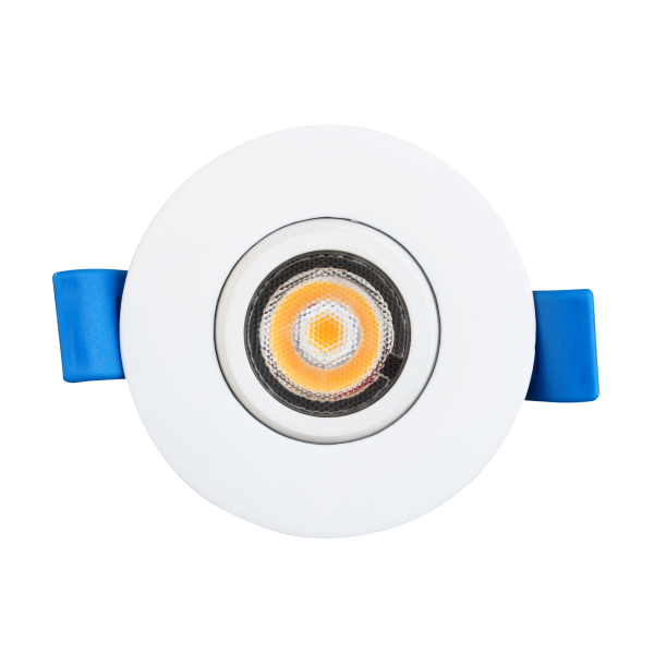 2 LED Gimbal Recessed Light