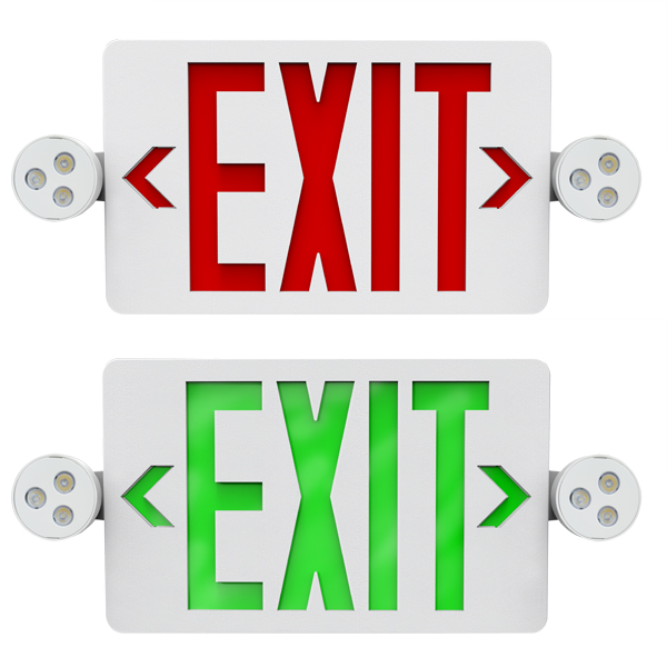 C1 Exit Sign & Combo