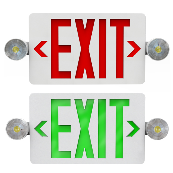C3 Exit Sign & Combo